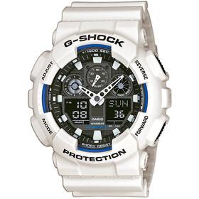 CASIO G-SHOCK GA-100B-7AER Watch Men, white/white/black